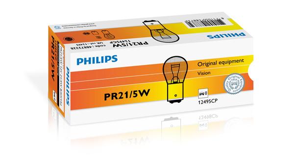 Bild von Glühlampe, Brems-/Schlusslicht von PHILIPS   1080-2593
