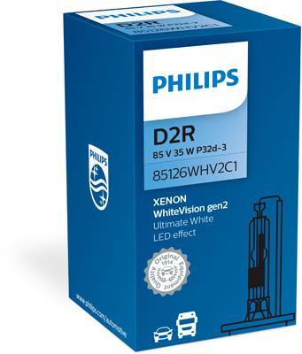 Bild von Glühlampe, Fernscheinwerfer von PHILIPS   1080-2953