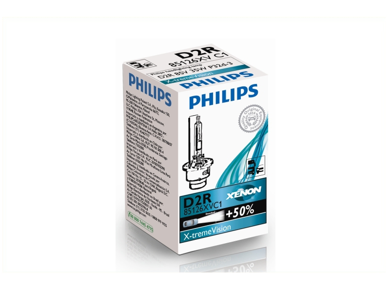Bild von Glühlampe, Fernscheinwerfer von PHILIPS   1080-2816