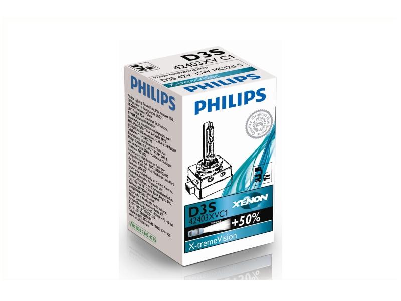 Bild von Glühlampe, Fernscheinwerfer von PHILIPS   1080-2817