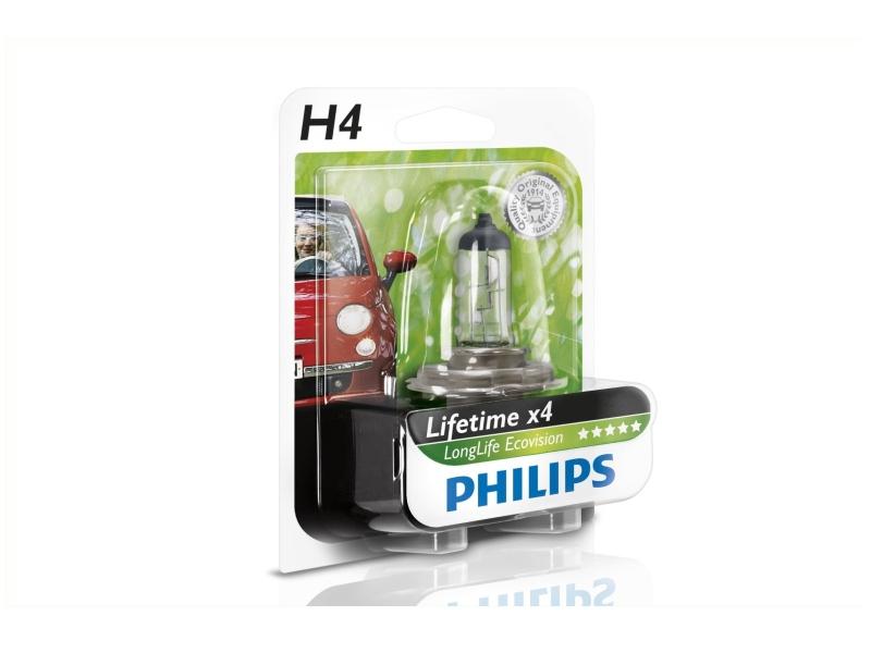 Bild von Glühlampe, Fernscheinwerfer von PHILIPS   1080-2726