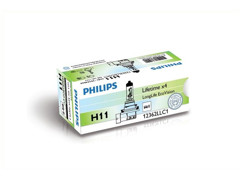 Bild von Glühlampe, Fernscheinwerfer von PHILIPS   1080-2739