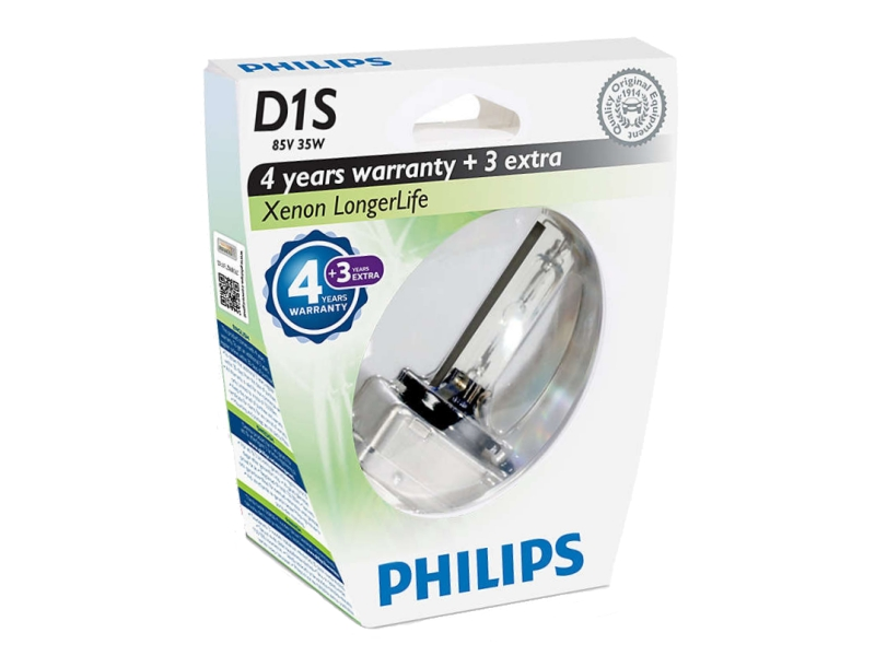 Bild von Glühlampe, Fernscheinwerfer von PHILIPS   1080-2949