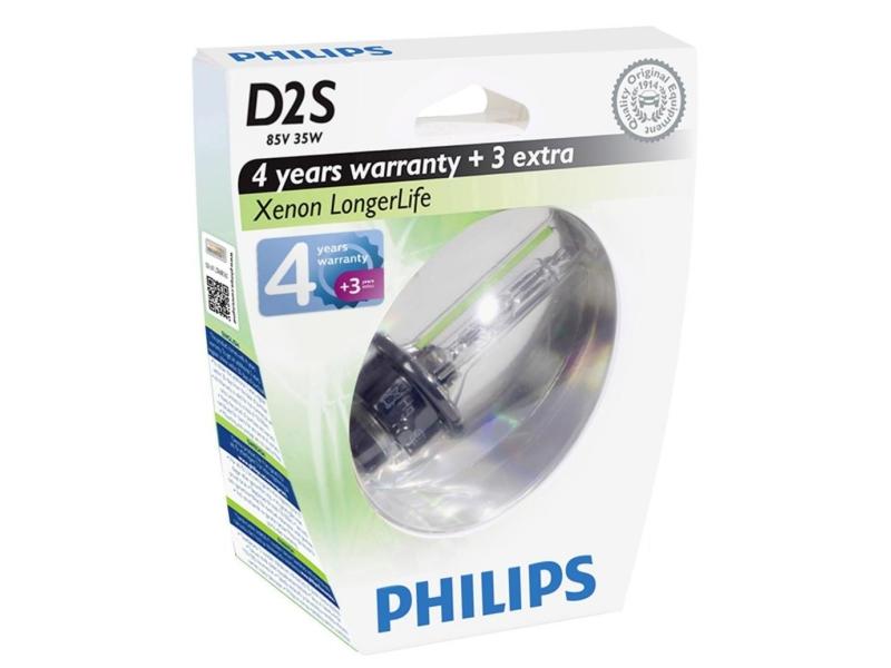 Bild von Glühlampe, Fernscheinwerfer von PHILIPS   1080-2950